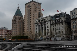 Along the Bund, Shanghai, China