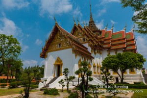 Buddhist Pagoda in Thailand