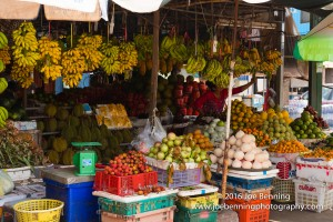 Farmers Market in Cambodia