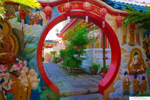 The Gate of Heaven at Kek Lok Si Temple