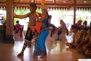 Traditional Javanese Dance