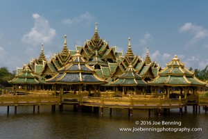 Pagoda on the Water