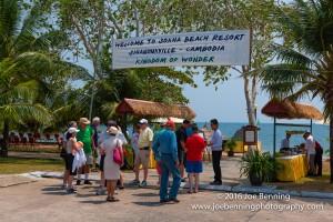 Sokha Beach Resort, Cambodia