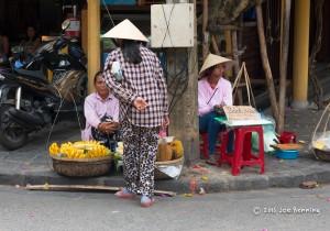 Street Market in Hoi An