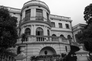 The Museum of Arts and Crafts in the French Concession
