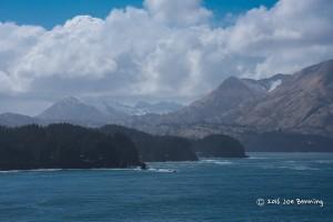 Alaskan Coast LIne