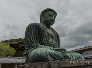 Giant Buddha, Kamakura Japan