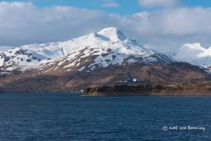 Hills on Amaknak Island, Alaska