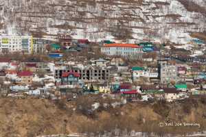 Houses on the Mountain