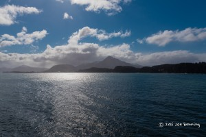 Leaving Kodiak