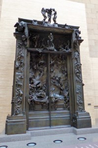 Rodin's Gates of Hell