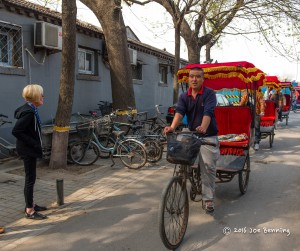 Rickshaws with Drivers