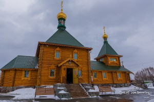 St. Nikolaus Russian Orthodox Church, Sakhalin Island, Russia