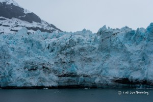 Up Close to a Tidewater Glacier