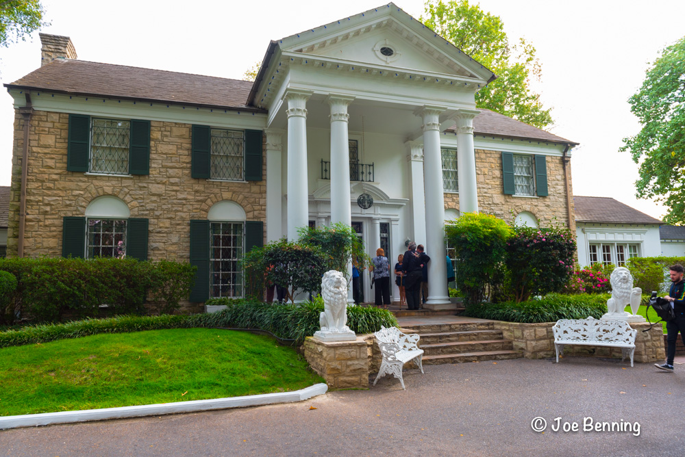 Graceland, home of Elvis