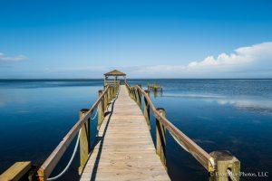 Long Wooden Pier