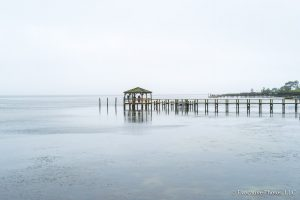 Pier in the Mist of Duck, NC