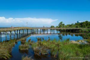 Boardwalk in Duck North Carolina