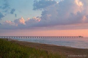 Dawn Comes to Duck Beach