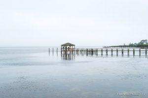 Pier in the Mist of Duck, NC